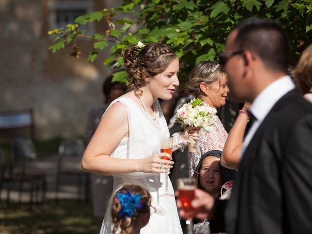 Le mariage de Nicolas et Céline à Connerré, Sarthe 7