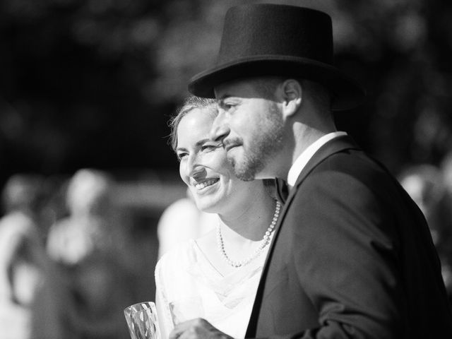 Le mariage de Nicolas et Céline à Connerré, Sarthe 10