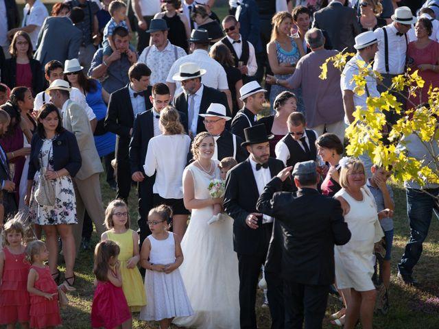 Le mariage de Nicolas et Céline à Connerré, Sarthe 16