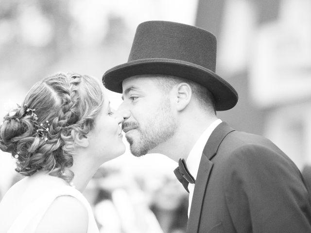 Le mariage de Nicolas et Céline à Connerré, Sarthe 36