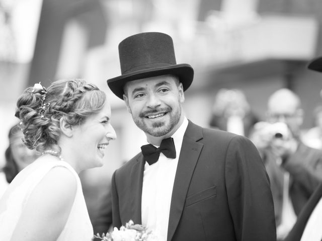 Le mariage de Nicolas et Céline à Connerré, Sarthe 39
