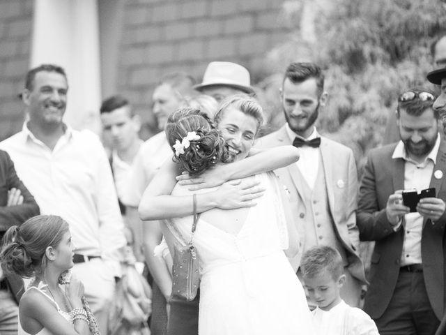 Le mariage de Nicolas et Céline à Connerré, Sarthe 40