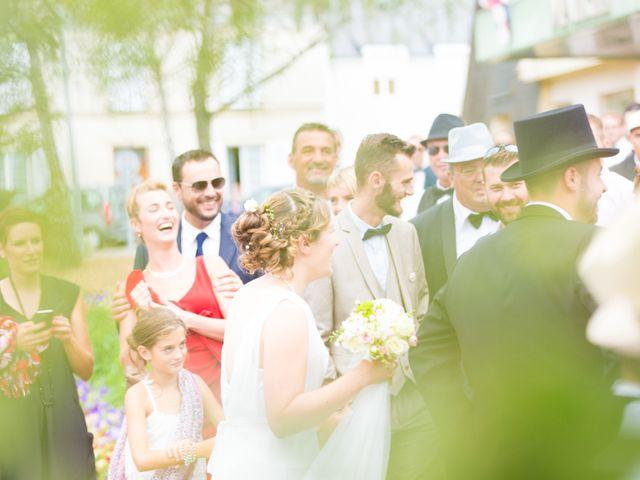 Le mariage de Nicolas et Céline à Connerré, Sarthe 41