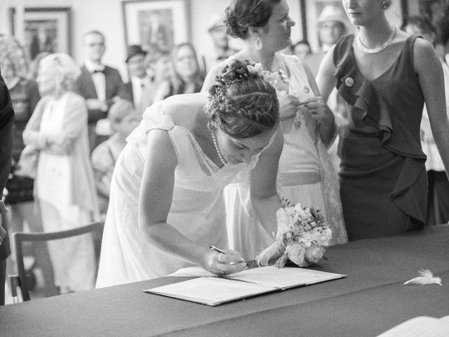 Le mariage de Nicolas et Céline à Connerré, Sarthe 43