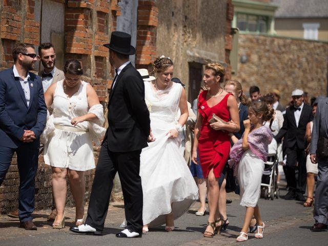 Le mariage de Nicolas et Céline à Connerré, Sarthe 47