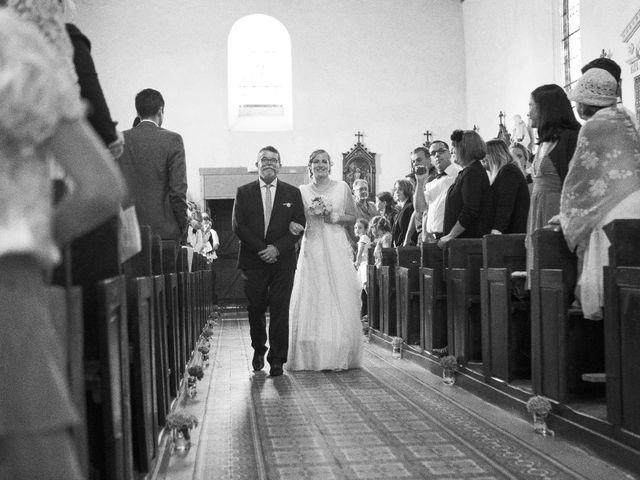 Le mariage de Nicolas et Céline à Connerré, Sarthe 52