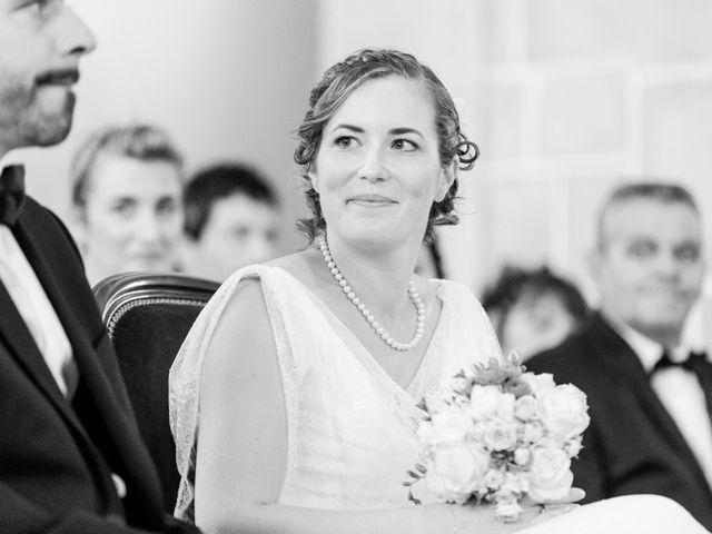 Le mariage de Nicolas et Céline à Connerré, Sarthe 53