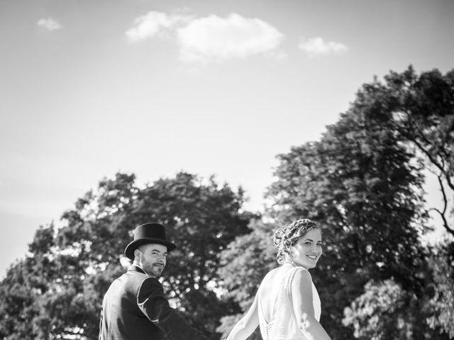 Le mariage de Nicolas et Céline à Connerré, Sarthe 74
