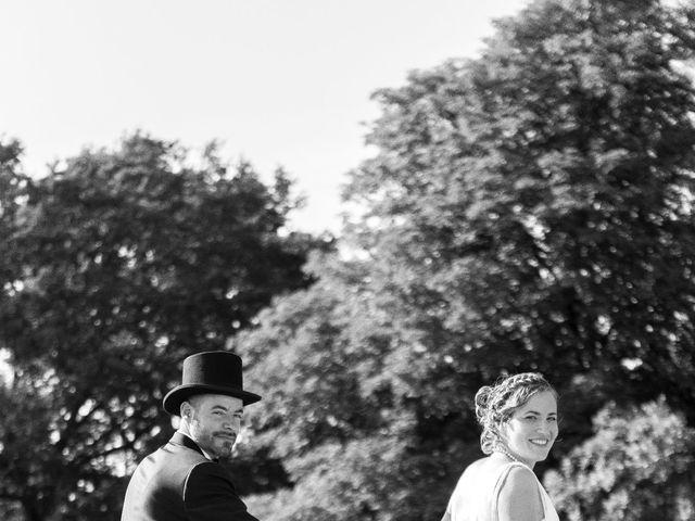 Le mariage de Nicolas et Céline à Connerré, Sarthe 75