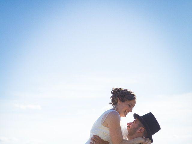 Le mariage de Nicolas et Céline à Connerré, Sarthe 77
