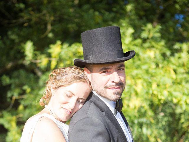 Le mariage de Nicolas et Céline à Connerré, Sarthe 81