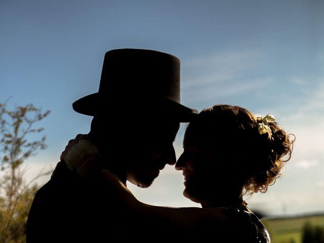 Le mariage de Nicolas et Céline à Connerré, Sarthe 83