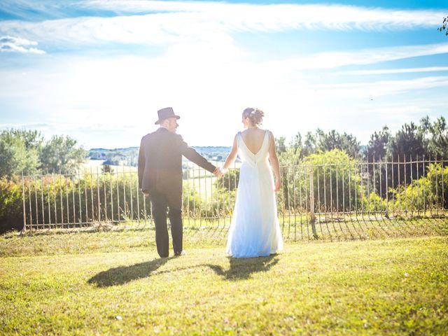 Le mariage de Nicolas et Céline à Connerré, Sarthe 84