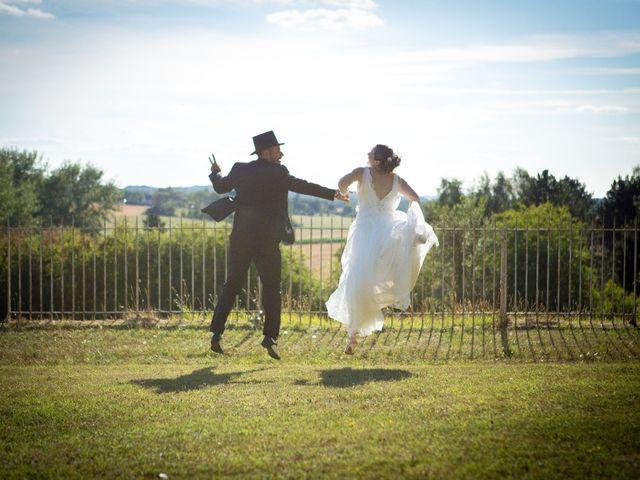 Le mariage de Nicolas et Céline à Connerré, Sarthe 85