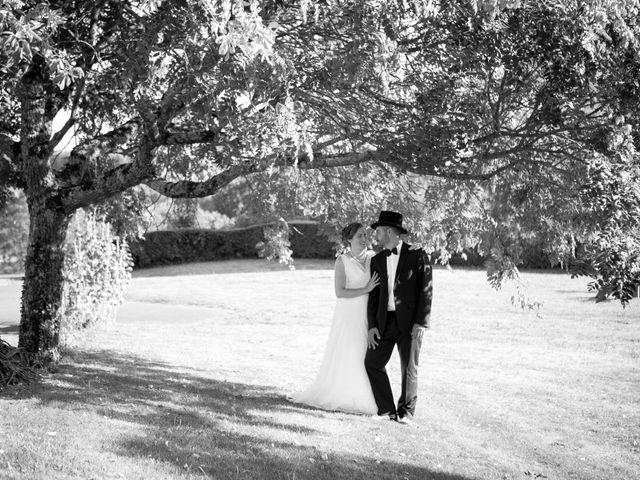 Le mariage de Nicolas et Céline à Connerré, Sarthe 90