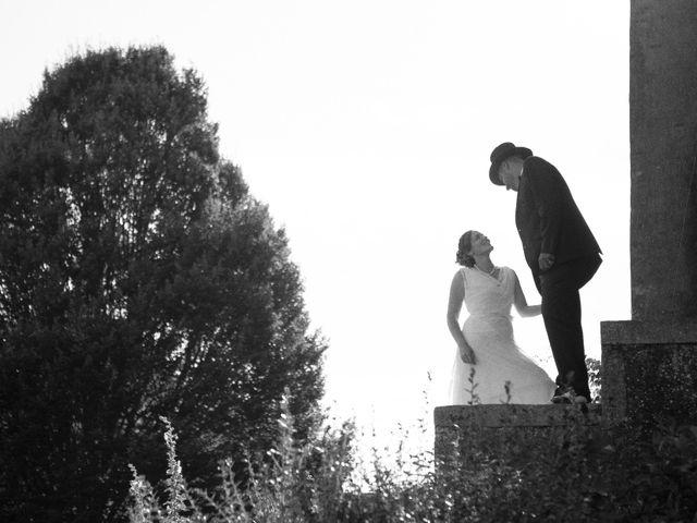 Le mariage de Nicolas et Céline à Connerré, Sarthe 93