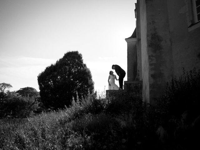 Le mariage de Nicolas et Céline à Connerré, Sarthe 94