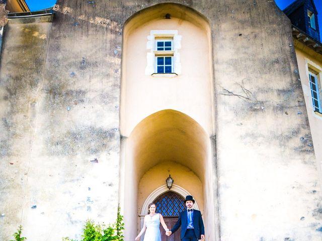 Le mariage de Nicolas et Céline à Connerré, Sarthe 97