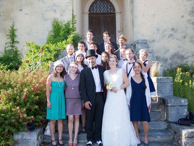 Le mariage de Nicolas et Céline à Connerré, Sarthe 98