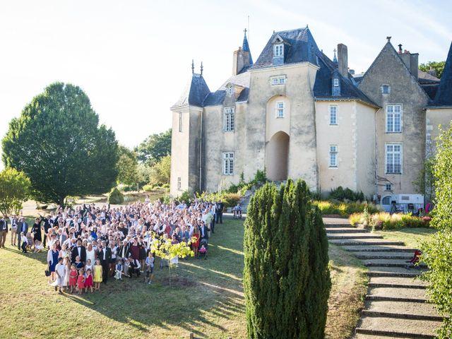 Le mariage de Nicolas et Céline à Connerré, Sarthe 100