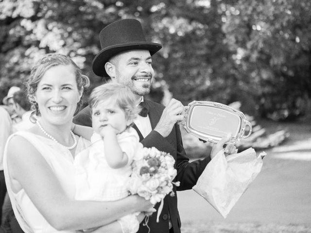Le mariage de Nicolas et Céline à Connerré, Sarthe 102