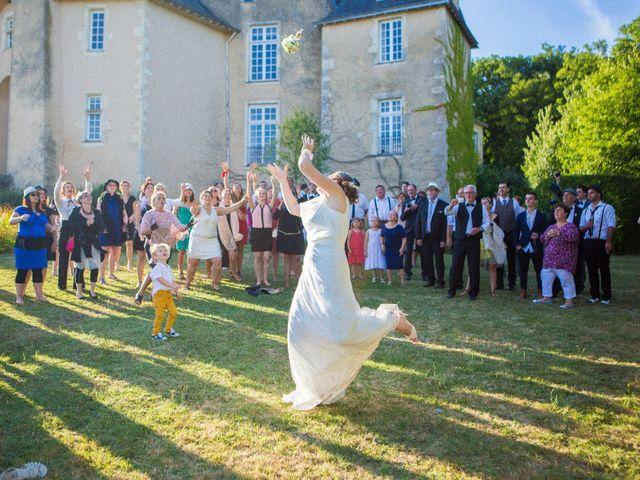 Le mariage de Nicolas et Céline à Connerré, Sarthe 103