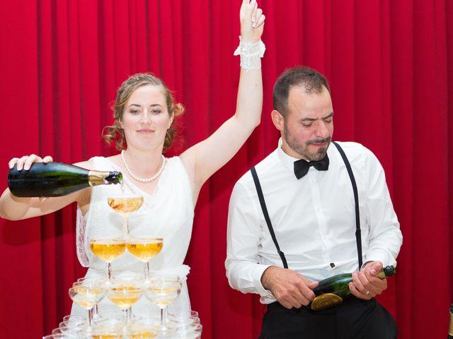 Le mariage de Nicolas et Céline à Connerré, Sarthe 123