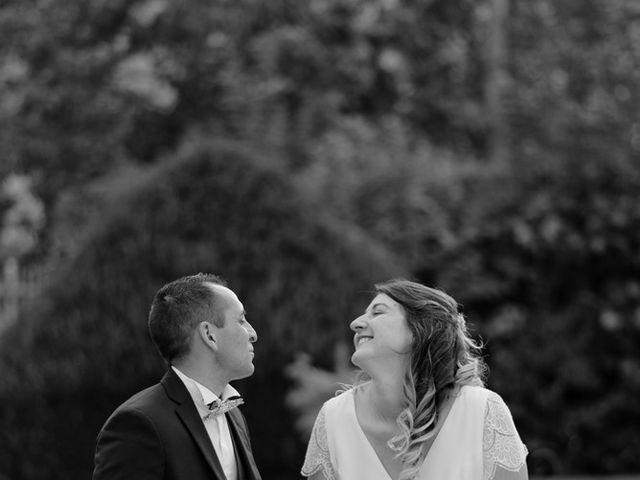 Le mariage de Damien et Elodie à Léoville, Charente Maritime 7