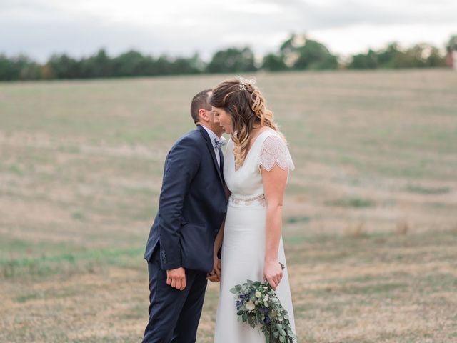 Le mariage de Damien et Elodie à Léoville, Charente Maritime 2