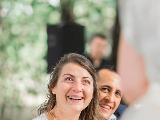 Le mariage de Damien et Elodie à Léoville, Charente Maritime 11