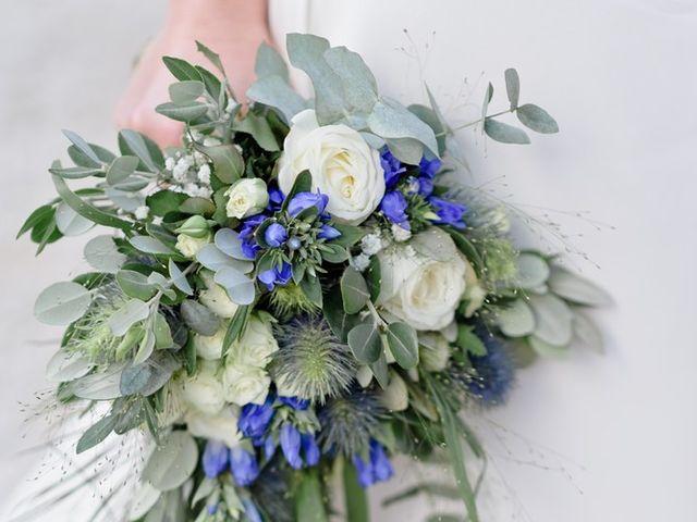 Le mariage de Damien et Elodie à Léoville, Charente Maritime 12