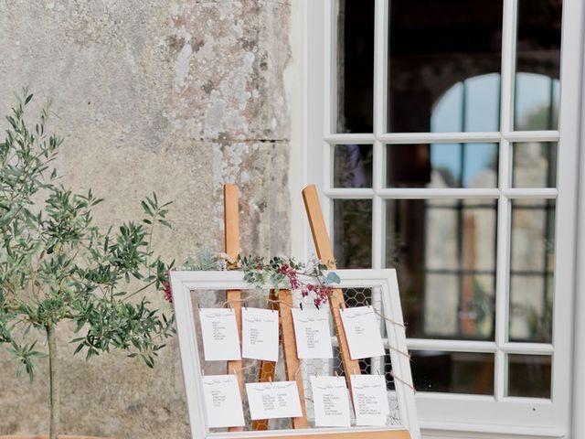 Le mariage de Damien et Elodie à Léoville, Charente Maritime 17