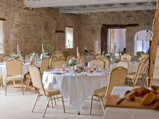 Le mariage de Damien et Elodie à Léoville, Charente Maritime 21