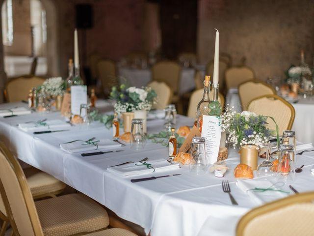 Le mariage de Damien et Elodie à Léoville, Charente Maritime 26