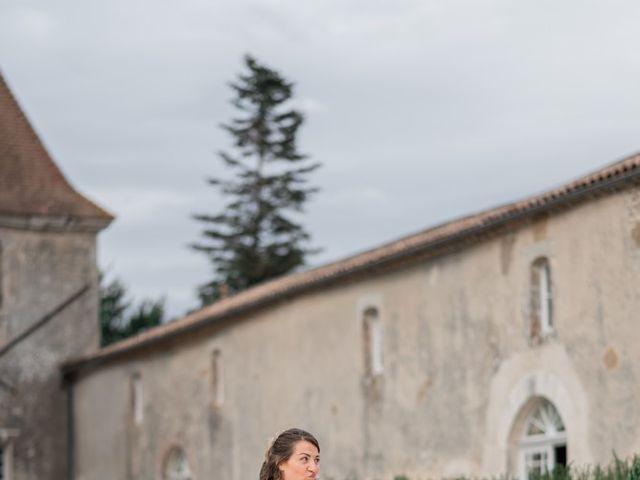 Le mariage de Damien et Elodie à Léoville, Charente Maritime 28