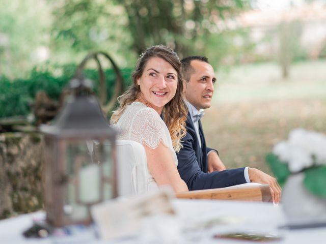 Le mariage de Damien et Elodie à Léoville, Charente Maritime 29