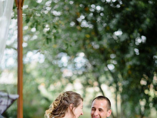 Le mariage de Damien et Elodie à Léoville, Charente Maritime 31