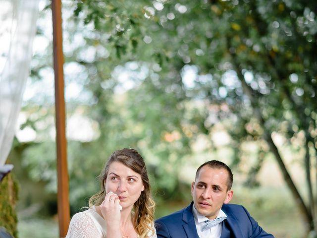 Le mariage de Damien et Elodie à Léoville, Charente Maritime 34