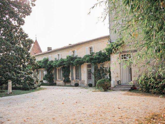 Le mariage de Damien et Elodie à Léoville, Charente Maritime 35