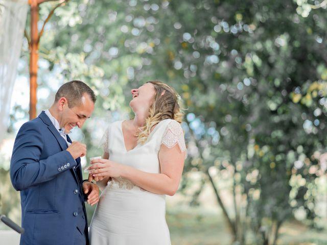 Le mariage de Damien et Elodie à Léoville, Charente Maritime 36
