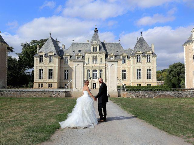 Le mariage de Bruno et Magalie à Anetz, Loire Atlantique 1
