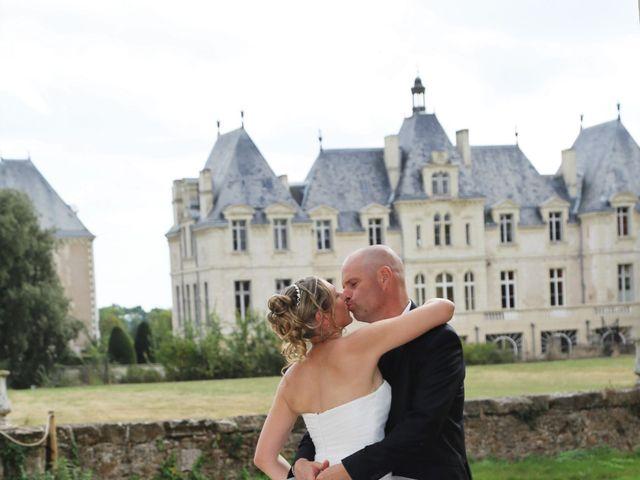 Le mariage de Bruno et Magalie à Anetz, Loire Atlantique 11