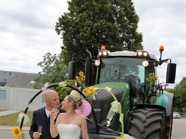 Le mariage de Bruno et Magalie à Anetz, Loire Atlantique 95