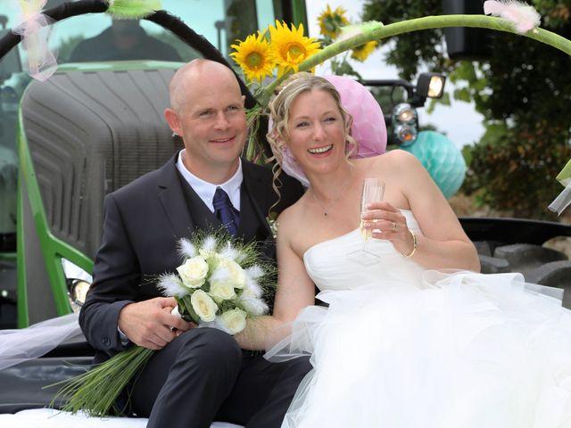Le mariage de Bruno et Magalie à Anetz, Loire Atlantique 96