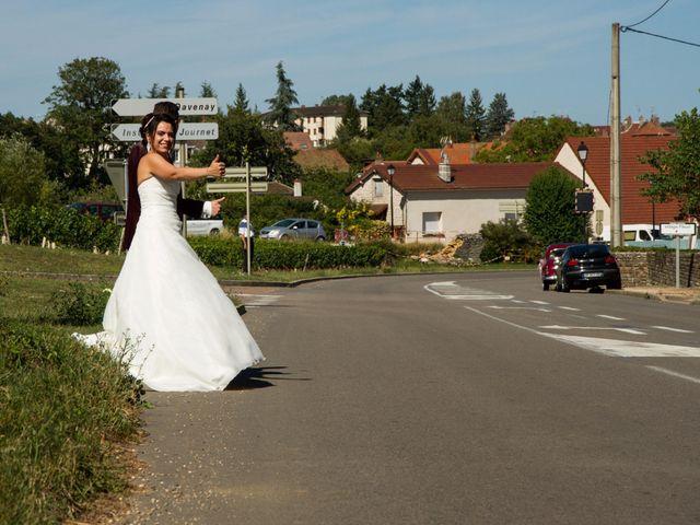 Le mariage de Mickael et Christine à Le Creusot, Saône et Loire 11