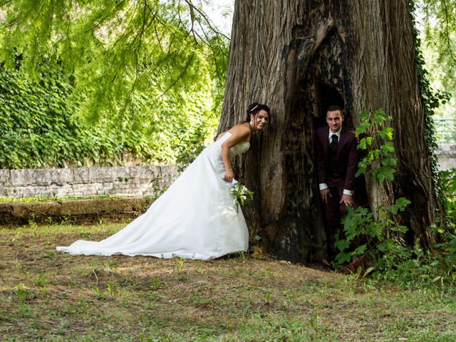 Le mariage de Mickael et Christine à Le Creusot, Saône et Loire 21