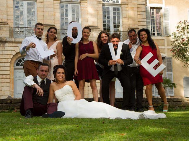 Le mariage de Mickael et Christine à Le Creusot, Saône et Loire 28