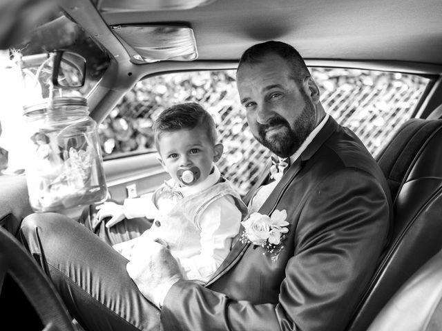Le mariage de Ludo et Marjory à Saint-Ouen, Loir-et-Cher 11