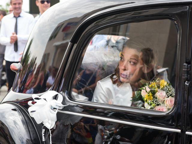 Le mariage de Ludo et Marjory à Saint-Ouen, Loir-et-Cher 12