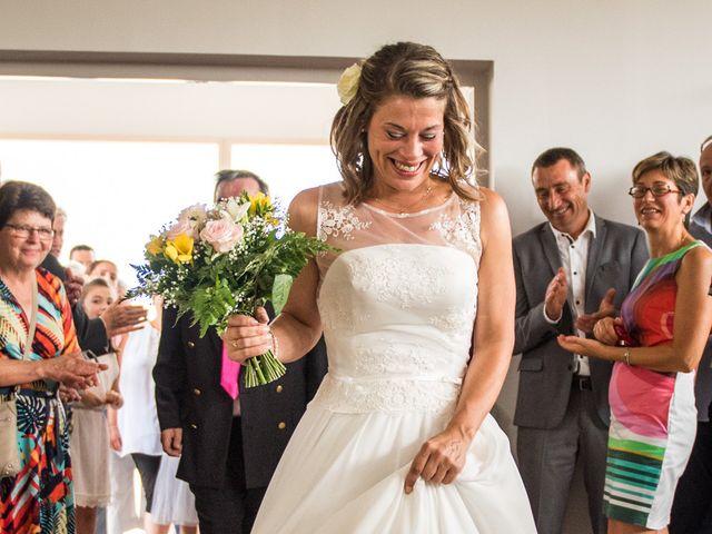 Le mariage de Ludo et Marjory à Saint-Ouen, Loir-et-Cher 15